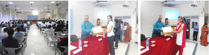 Degree Certificate Distribution Ceremony at MGM, Kamothe