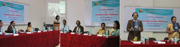 Press Release for National Conference 2013 at MGM IMSR